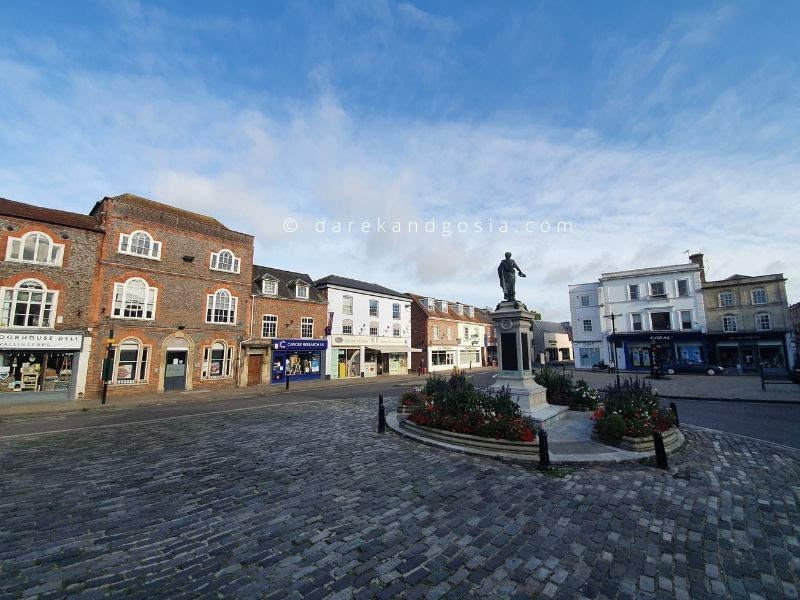 Day trip from London by car - Wallingford