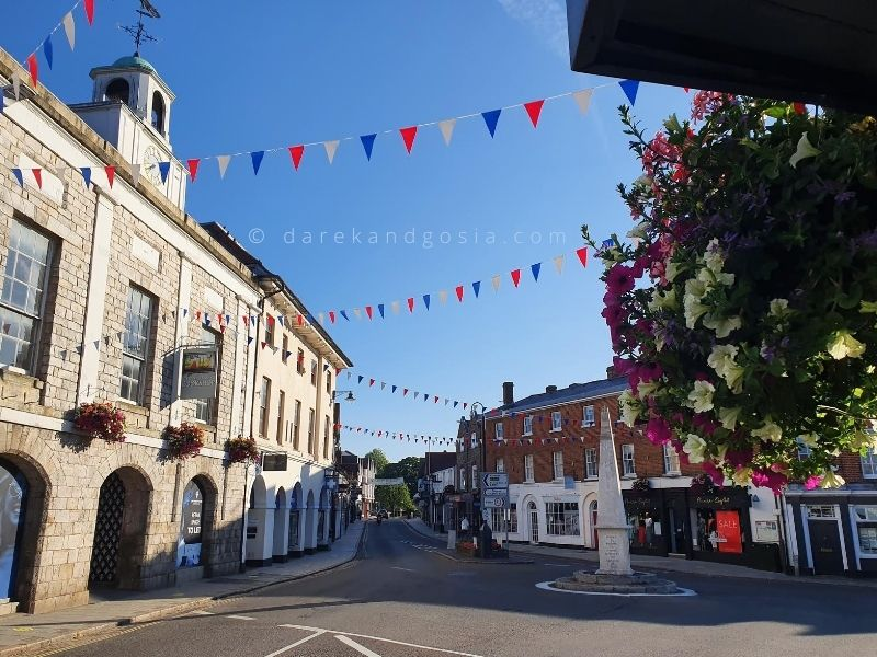 Nice places to visit in south England - Marlow