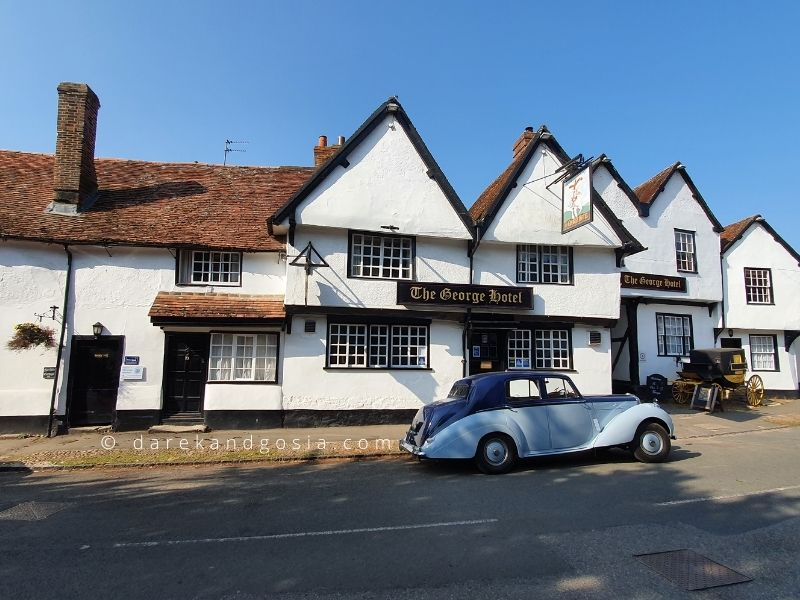 Places to visit by car near me - Dorchester-on-Thames