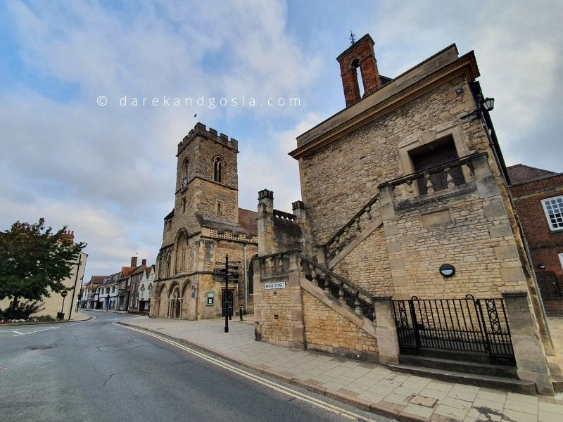 Places to visit in Abingdon-on-Thames - Abingdon Abbey