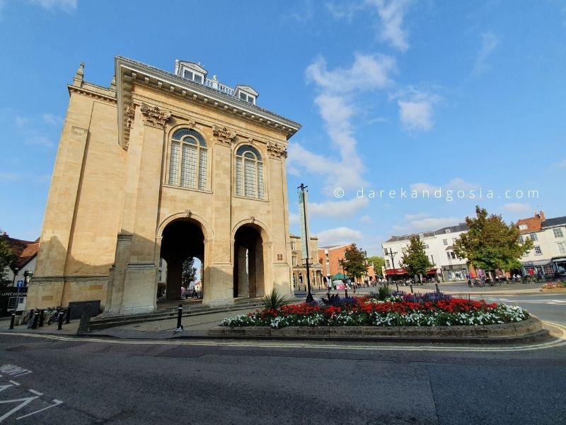 Places to visit in Abingdon-on-Thames - Abingdon County Hall Museum