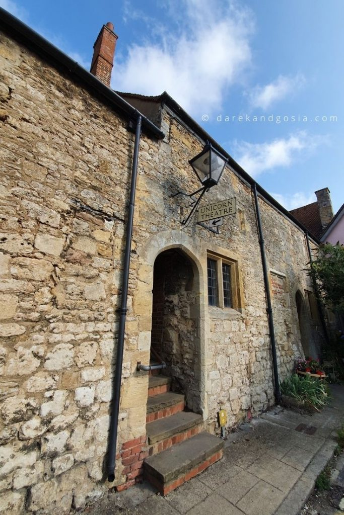 Places to visit in Abingdon-on-Thames - Unicorn Theatre