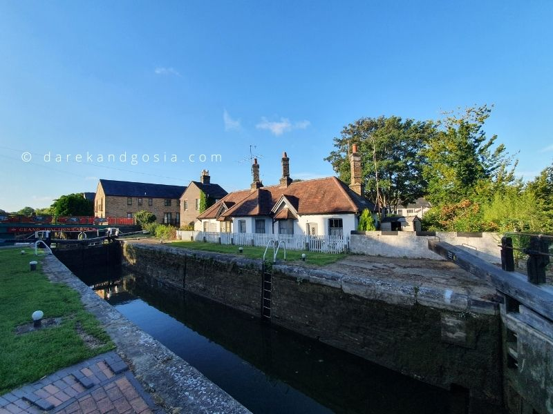 Places to visit outside London by car - Berkhamsted
