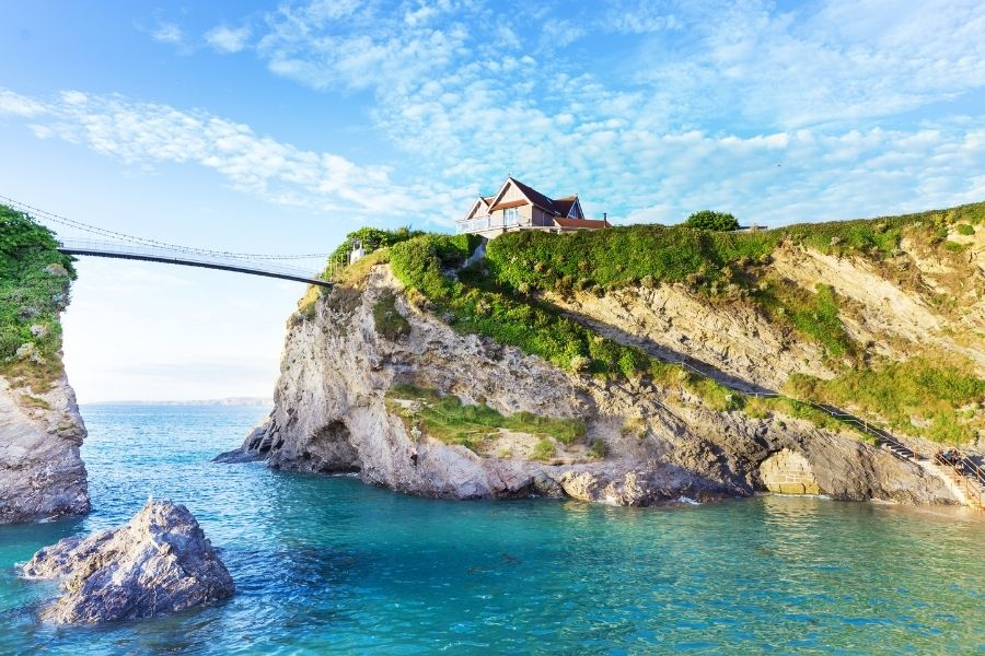 Places to visit south coast UK - Newquay