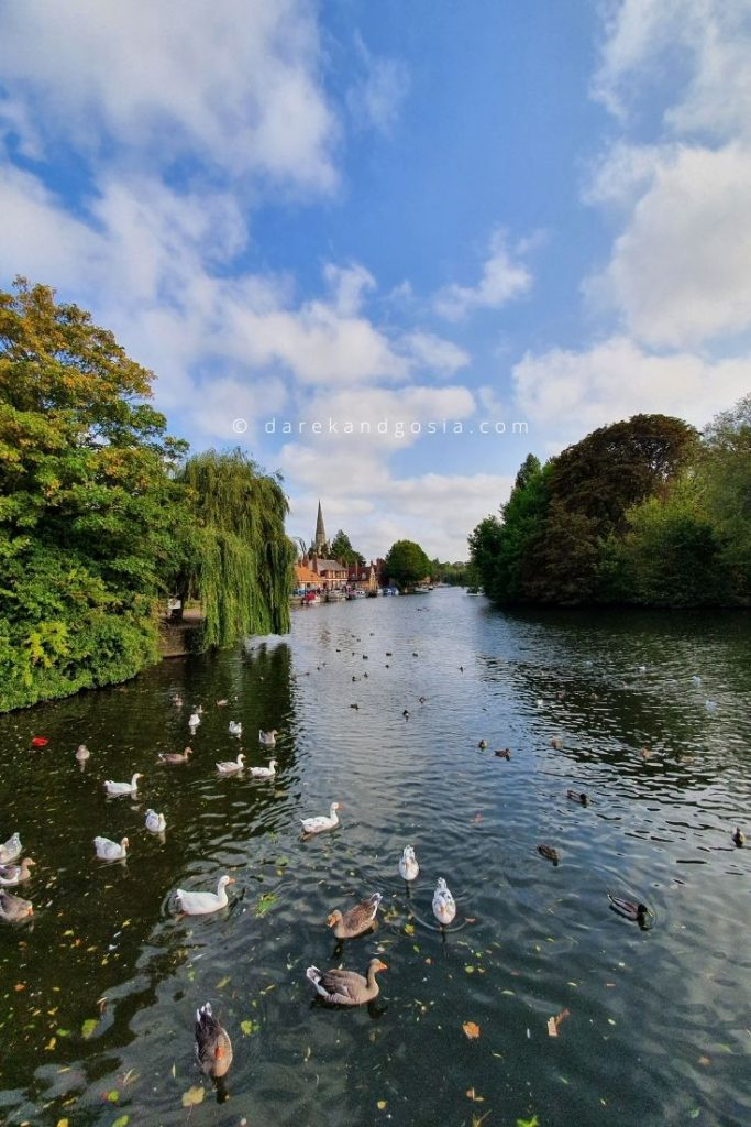 Things to do in Abingdon-on-Thames - St Helen's Wharf