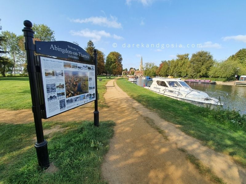 Things to do in Abingdon-on-Thames - Thames Path