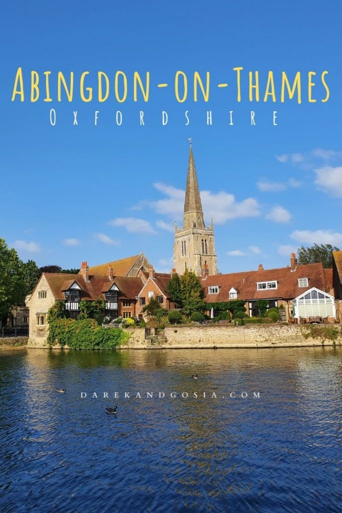 Things to see in Abingdon Oxfordshire