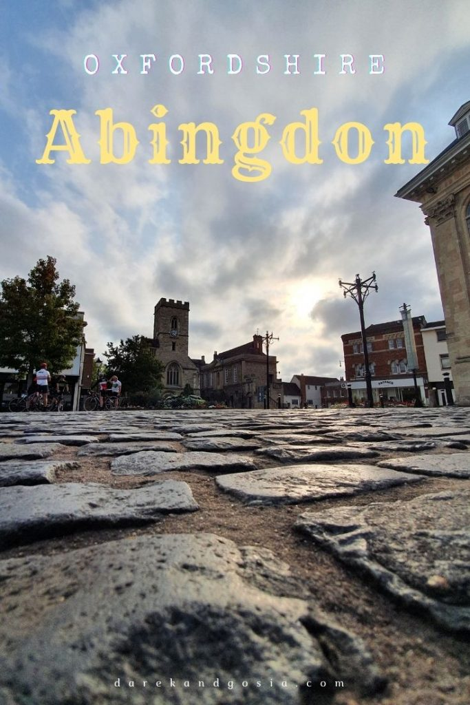 Things to see in Abingdon-on-Thames Oxfordshire