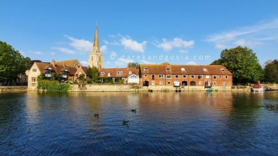Things to see in Abingdon-on-Thames, Oxfordshire