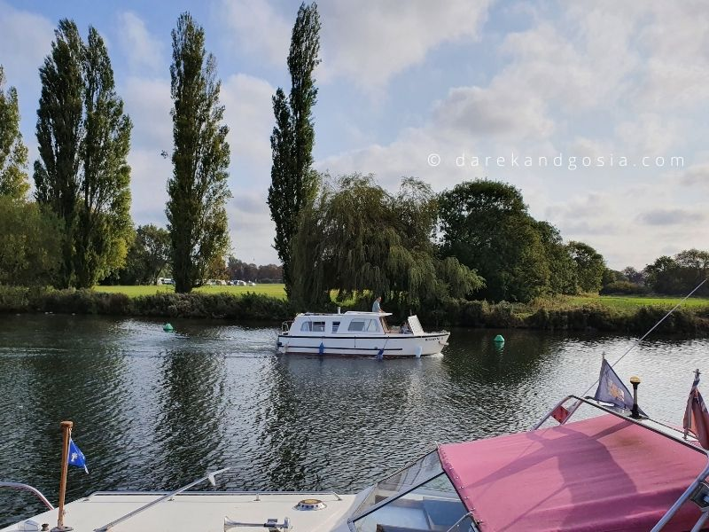 What to do in Abingdon-on-Thames - Boat trips on the Thames