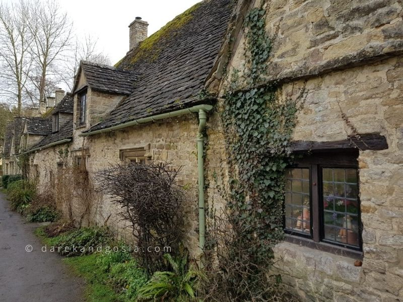 Where to go in south England - Bibury village