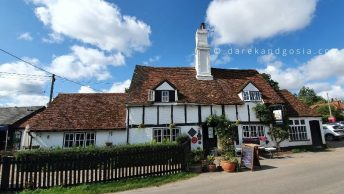 Best country pubs near London