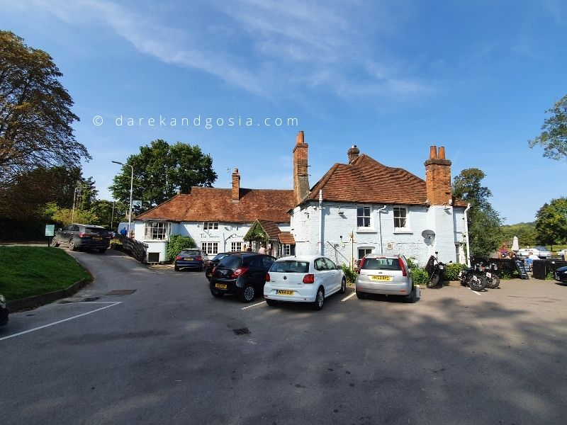 Great pubs near me from London - The Swan, Pangbourne