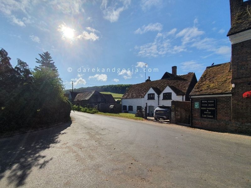 Places to go near me from London - Chiltern Hills