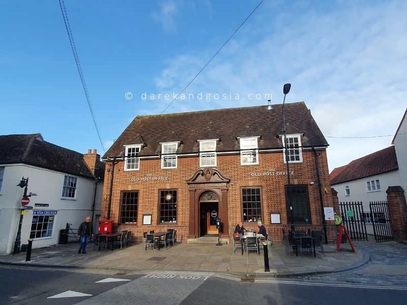 Top pubs near London - The Old Post Office, Wallingford