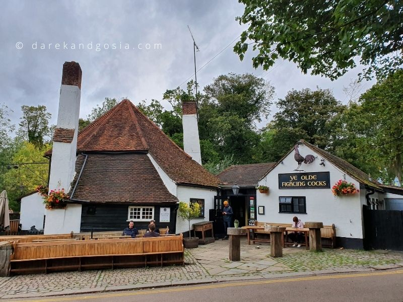 What to do in Hertfordshire - St Albans