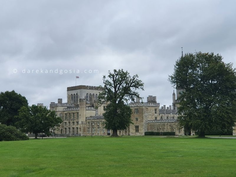What to see in Herts - Ashridge House