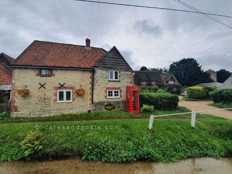 Oxfordshire what to do - Cuxham