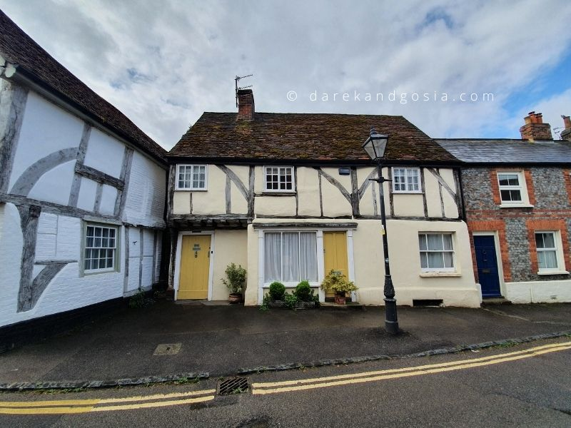 What towns to see in Chiltern Hills - Watlington